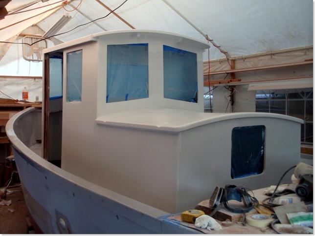 Cabin - white primer