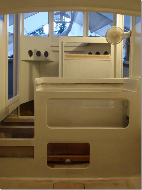 Interior primed