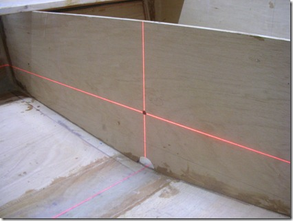 2007 bulkhead with laser light