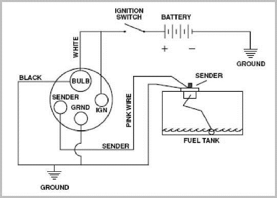 Grounding A Plastic Gas Tank on Fuel Level Sending Unit