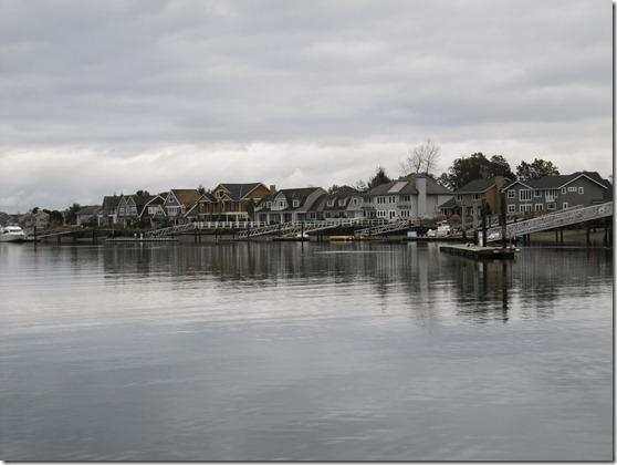 Miller Bay houses